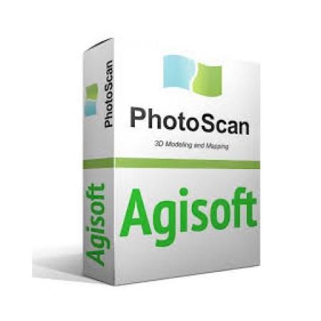 Software Agisoft Photoscan Standart
