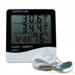 Thermo Hygrometer HTC-2