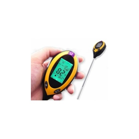Soil Digital PH Meter 4 in 1
