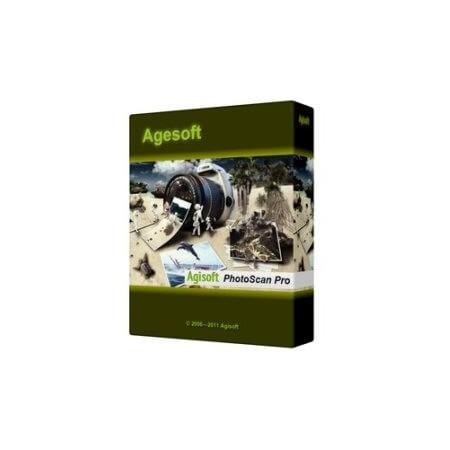 Software Agisoft Photoscan Pro