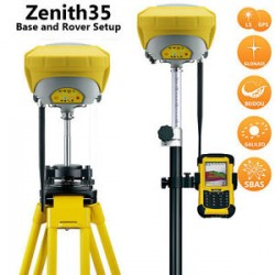 GPS Geodetic Geomax Zenith 35 Pro