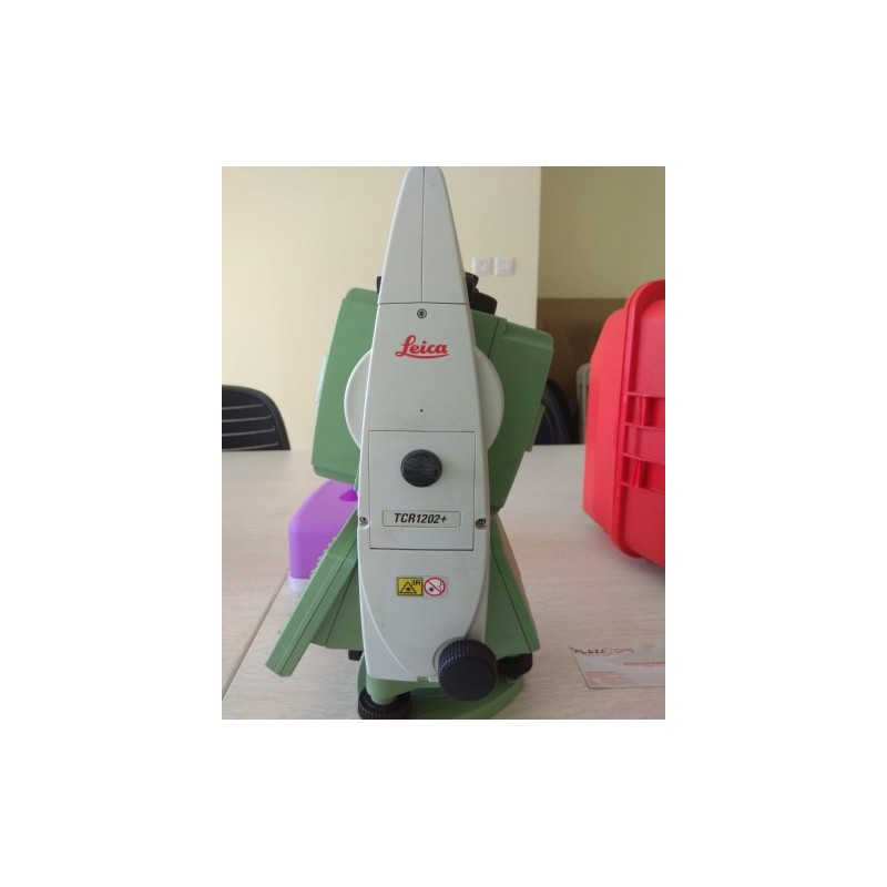 Jual Total Station Leica Tcr1202 Second