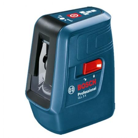 Line laser bosch GLL 3X