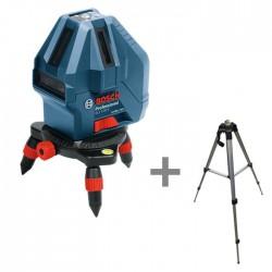 Line laser bosch GLL 5-50 X Kit