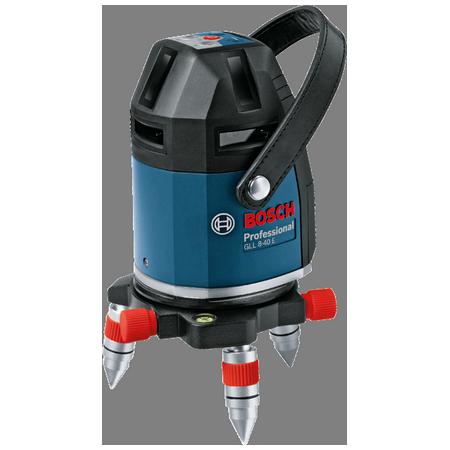 Line laser bosch GLL 8-40 E