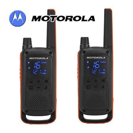 Walkie Talkie Motorola T82