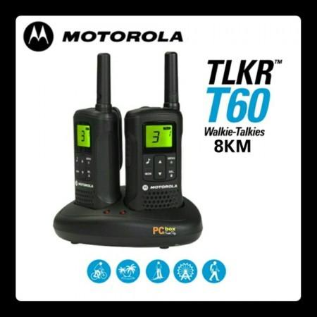 Walkie Talkie Motorola T60