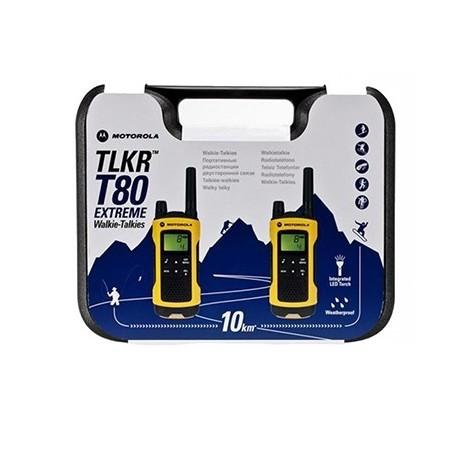 Walkie Talkie Motorola T80 Extreme