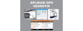 Beberapa aplikasi untuk pengoprasian GPS Geodetic di android/windows C.E