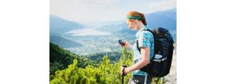 Hiking Aman dengan GPS